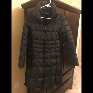 Andrew Marc Long Puffer Jacket